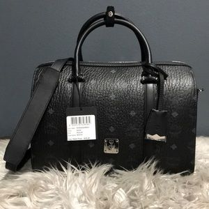 Mcm satchel